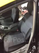 Авточехлы модельные для Toyota Prius 2009-2017г. (Экокожа )