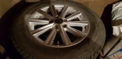 Продам зимние шины Bridgestone Blizzak DM-V2 225/65 R17 с дисками