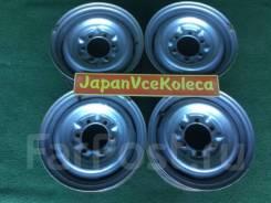 Штампованные диски на 15. 6/139.7 4 шт (Д706)