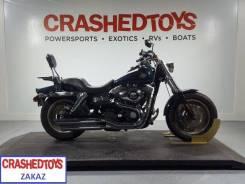 Harley-Davidson Dyna Fat Bob FXDF, 2008