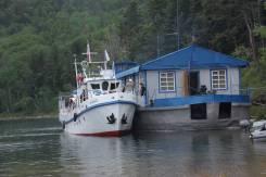 Продам плавучий дом на Байкале