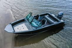 Моторная лодка Volzhanka 50 Fish
