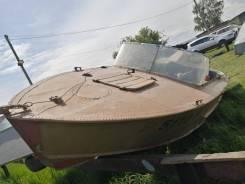 """Продам лодку """"Прогресс"""" с документами плюс двигатель """"Вихрь"""""""