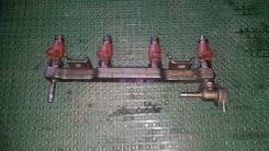Топливная рейка с форсунками Nissan sunny Fb15 Qg15de
