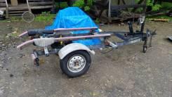 Max trailer прицеп трейлер телега под лодку гидроцикл