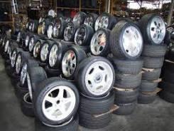 Контрактные шины и диски из Японии под заказ из Новосибирска