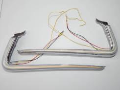 Дневные ходовые огни с динамическими поворотниками Lada Vesta