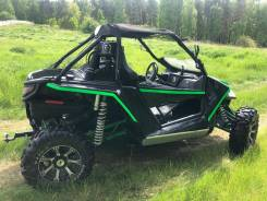 Arctic Cat Wildcat 1000, 2012