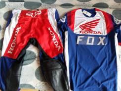 Комлект формы Honda для кросса/эндуро (джерси+штаны)
