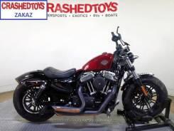 Harley-Davidson Sportster Forty-Eight XL1200X, 2016