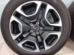 1241. Новые. Toyota R19. + Шины.