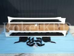 Подножки Land Cruiser Prado 150 Бел В Наличии