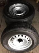 Новые колёса R17 6.5J 139.70x6 Bridgestone Dueler H/T 684 II 245/70