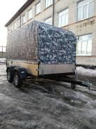 """Прицепы Аляска """"Скала Уни"""" двуосный в Барнауле"""