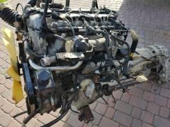 Контрактный двигатель Ssangyong Rexton 2.7л 665926