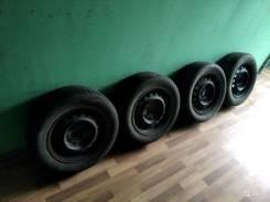Летние колёса R14 4/114.3 185/65 Michelin
