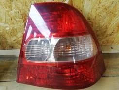 Задние фонари контрактные ZZE122 Toyota Corolla 1ZZ-FE