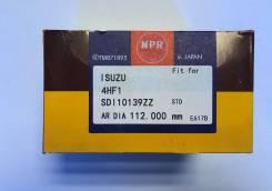 Кольца поршневые Isuzu ELF 4HF1 SDI10139ZZ NPR