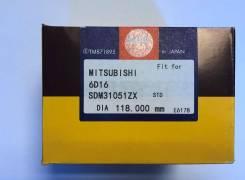 Кольца поршневые Mitsubishi FUSO 6D16 SDM31051ZX NPR