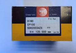 Кольца поршневые HINO EP100 / P09C SDH20034ZX NPR