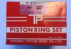Кольца поршневые Mitsubishi FUSO 6D40 33439 STD TP