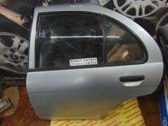 Дверь Nissan Pulsar Nissan Pulsar 1996, левая задняя