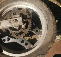 Заднее колесо Honda vt250