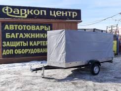 """Легковой прицеп Alaska """"Стрела 1.6"""""""