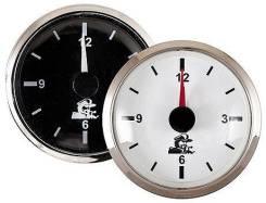 Часы, белый циферблат