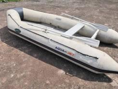 Aqua Jet 380 с килем