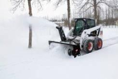 Машина снегоуборочная шнекороторная Snegir