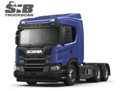Scania G440 A6x4 NA, 2020
