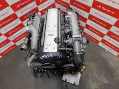 Двигатель Toyota, 1JZ-GTE, пробег 78 тыс. км. | Гарантия до 100 дней
