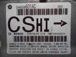 Блок управления подушек безопасности Chrysler Pacifica [04606931AC]