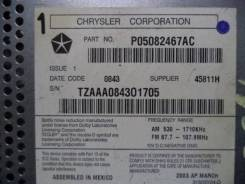 Магнитола Chrysler Pacifica [P05082464AC]