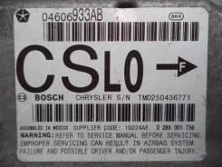 Блок управления подушек безопасности Chrysler Pacifica 2006 [04606933AB]