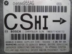 Блок управления подушек безопасности Chrysler Pacifica 2005 [04686955AG]