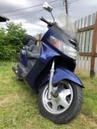 Suzuki Skywave, 2000