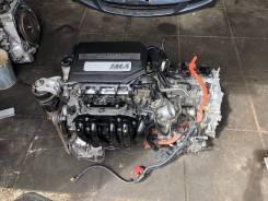Двигатель LDA2 гибрид 1.3 Honda Civic 4D FD 2006-2011