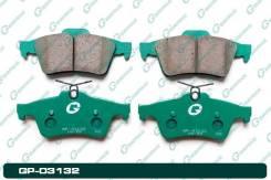 G-Brake GP03132 Колодки тормозные, задние