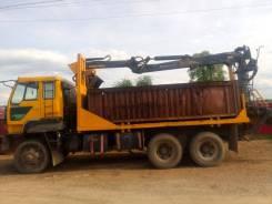 Перевозка металлолома (погрузка; 6wd)