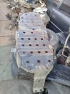 Продам защиту топливного бака на Nissan Terrano LR50