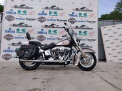 Harley-Davidson Heritage Softail Classic FLSTC, 2008
