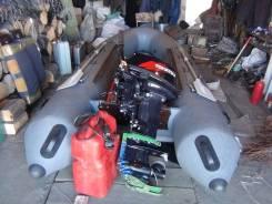 Продам лодку тундра длина три восемдесят год выпука 2017 смотором