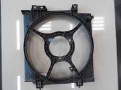 Диффузор радиатора правый Subaru Legacy B4