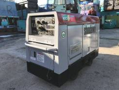 Сварочный генератор Shindaiwa DGW310DMC. Два поста! Новая модель!