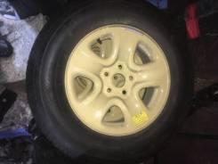Запасное колесо Suzuki Grand Vitara