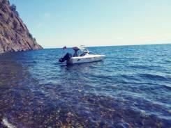 Стеклопластиковая лодка Бриз 17