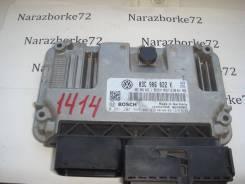 Блок управления двигателем Volkswagen 03C906022K