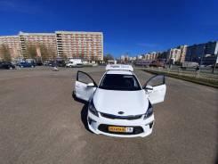 Аренда авто под такси Kia Rio 2018 год. ГБО/Яндекс Такси в Казани